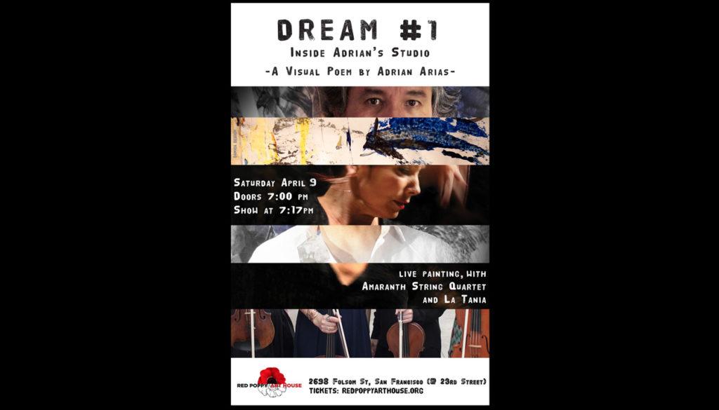 DREAM # 1